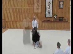 Aikido-Featured Instructor-mMitsugi Saotome Shihan
