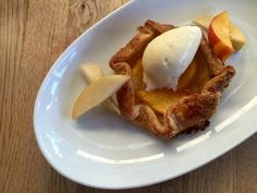 The Only Dessert Recipe You Need: Homestead's Peach Galette