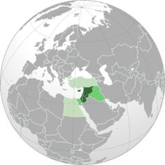 """The Levant, also known as the Eastern Mediterranean, today consists of Cyprus, Israel, Jordan, Lebanon, Palestine, Syria, and part of southern Turkey. Precise definitions have varied over time, and the term originally had a broader and less well-defined usage. The Levant has been described as the """"crossroads of western Asia, the eastern Mediterranean and northeast Africa"""",and the """"northwest of the Arabian plate""""."""
