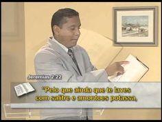 14 /18 - OS LIVROS DO JUÍZO - PR. LUIS GONÇALVES