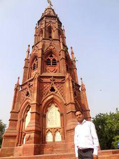 मेरी यात्रा डायरी : म्यूटिनी मेमोरियल ( Mutiny Memorial ) Delhi