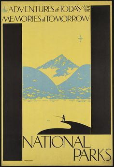 Vintage Posters from the Golden Age of Travel, 1910-1959 | Brain Pickings Lots of neat examples