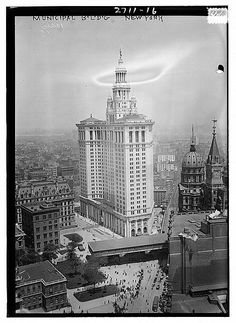 Municipal Bldg. - New York