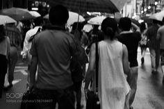 Rain showers by KenjiHiramatsu