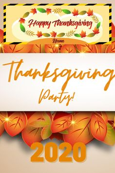 · Celebrate Thanksgiving Banner even in Quarantine Period . The picture shows a Seasonal Thanksgiving design. . This banner can be used to celebrate Happy Thanksgiving even its a quarantined because of the pandemic. . Decorate in style with fall Autumn golden leaves. . This Thanksgiving banner is great for the person who needs Family Thanksgiving Ideas. · The banner can be a backdrop or an additional party decoration. Thanksgiving Banner, Holiday Banner, Thanksgiving Greetings, Family Thanksgiving, New Year Banner, How To Make Banners, Golden Leaves, Happy Fall, Christmas And New Year