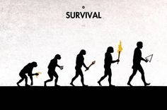 15thought-provoking satirical illustrations that will make you question human evolution
