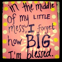 #big #little #love