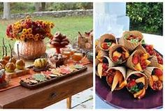 fall bridal shower ideas - Bing Images