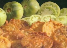 Whistle Stop Fried Green Tomatoes! I have used this recipe and its mouth watering great!!!!!