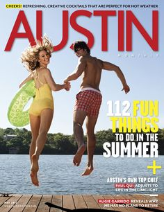 112 Fun Things to do in Austin. a really good list.