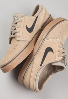 Klassische Herren Nike Zoom Stefan Janoski beige savanna.at