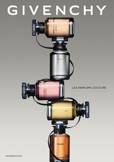LES PARFUMS COUTURE: WHEN FRAGRANCE AND FASHION COLLIDE | Givenchy International