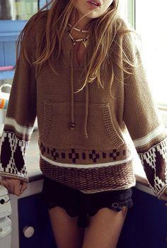 cute knit top