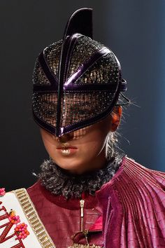 Manish Arora at Paris Fashion Week Fall 2015 - Livingly