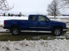 Used 2003 Chevrolet Duramax for Sale ($9,900) truck at Shepherd, MI