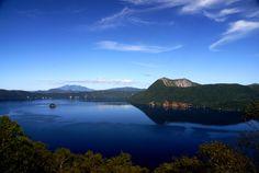 Mashuko Lake, Hokkaido, Japan - supposed to be the clearest lake on Earth