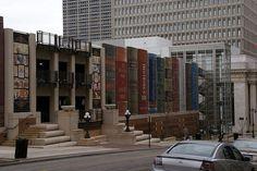 Library Parking Garage | Flickr - Photo Sharing!  --  Photo taken by:  Jonathan Moreau