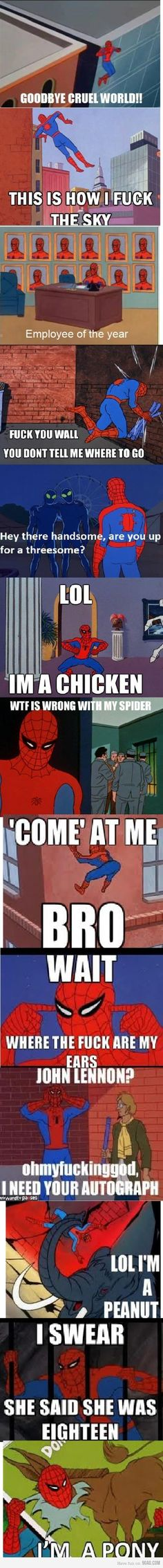 Spiderman LOL