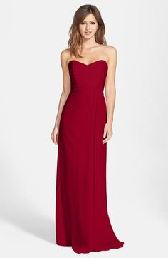 Burgundy Mismatched Bridesmaid Dresses | Dress for the Wedding