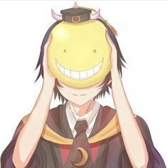 Koro Sensei/The Reaper Anime Meme, Manga Anime, Anime Art, I Love Anime, Anime Guys, Koro Sensei Quest, Film Animation Japonais, Tsurezure Children, Nagisa Shiota