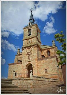 Colegiata de San Pedro. Lerma Burgos  Spain  by José Manuel Navajas #spain