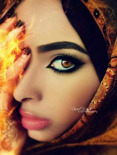 The Beauty of the Middle Eastern Woman