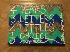 Making this canvas for my big.. I love it.