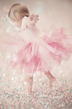 pink .... little girls.... tutus .... glitter....