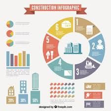 Infographics Design Vector And Marketing Icons Can Be Used For