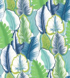 Malfa Lagon wallpaper by Manuel Canovas