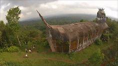 Giant Chicken Church - YouTube