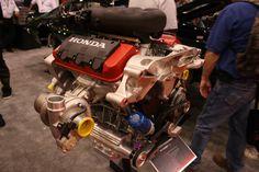 Twin Turbo Honda