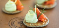 This is a delightful treat that can be served to family or company. If you want to make it extra fancy, add some caviar as a garnish! - See more at: http://www.alive.com/recipe/blinis-with-avocado-yogurt-and-smoked-salmon/#sthash.i0FlFhPG.dpuf