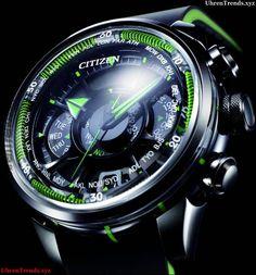 Citizen Satellite Eco-Drive-Uhr: Erhält Zeit aus dem Weltraum #citizen #drive #erhalt #satellite #weltraum