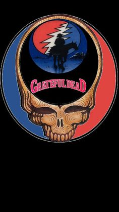 Steal Your Face Grateful Dead Tattoo, Grateful Dead Image, Sweet Love Quotes, Love Is Sweet, Grateful Dead Wallpaper, Good Ole, Face Art, Music Bands, Gd