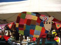 Yarndale! crochet
