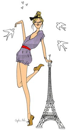 Paris by Angeline Melin