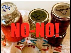 Two very simple guidelines in keeping your home canned goods safe! Always do your research on appropriate canning techniques and for proper storage! Canning . Canning Tips, Home Canning, Canning Recipes, Preserving Food, Preserving Tomatoes, Canning Tomatoes, Dehydrated Food, Home Food, Salsa Recipe