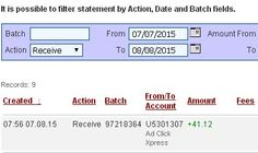 AdClickXpress is the top choice for passive income seekers. Making my daily earnings is fun, and makes it a very profitable! I am getting paid daily at ACX and here is proof of my latest withdrawal. This is not a scam and I love making money online with Ad Click Xpress. http://www.adclickxpress.com/?r=borosokoski&p=mx