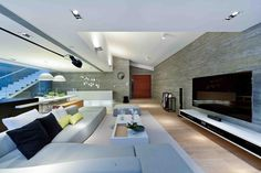 House in Shatin by Millimeter Interior Design Limited