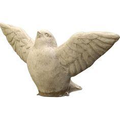 Campania International, Inc Flutter Statue Frog Statues, Bird Statues, Garden Statues, Animal Statues, Baby Barn Owl, Baby Deer, Hand Statue, Bow Pose, Bird Types