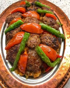 Kebab Recipes, Pot Roast, Tart, Beef, Ethnic Recipes, Kitchen, Desserts, Food, Kebabs