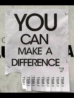 YOU can make a difference. This month is Make-A-Wish month at Cold Stone Creamery locations across America. Join us to help make a difference in the life of a child with a life-threatening medical condition. Life Quotes Love, Quotes To Live By, Life Sayings, We Are The World, In This World, Blog Vegan, Vegan Life, You Make A Difference, Motivational Quotes