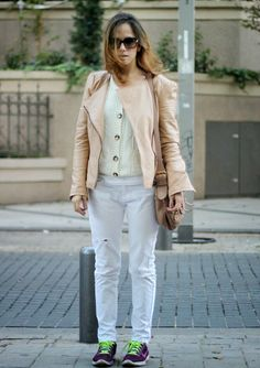 The Pisces Woman fashion blog בלוג אופנה: Pale look!