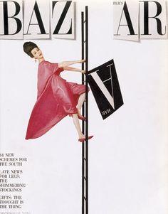 Some of Avedon's most memorable coversDecember 1959 Buy vintage Harper's Bazaar covers.   - HarpersBAZAAR.com