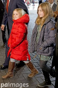 Royals At A Jumping Event - Amsterdam - Images - Press Association