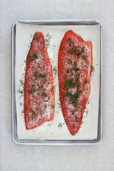 Take your next brunch party to the next level with gravlax cured at home.