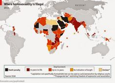 Leis contra a homossexualidade