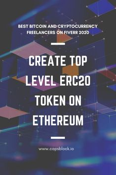 Best Bitcoin and Cryptocurrency Freelancers you can hire on Fiverr in 2020 - CapsBlock Best Cryptocurrency, Blockchain, Good Things, Space, Business, Floor Space, Store, Business Illustration, Spaces