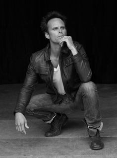 Walton Goggins (Boyd on Justified)